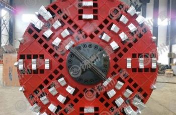 Slurry balance pipe jacking machine-Liaoning